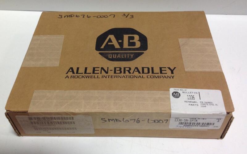ALLEN BRADLEY 100HP 575V PCB SNUBBER CIRCUIT BOARD 1336-SN-SP7A SER-A NIB
