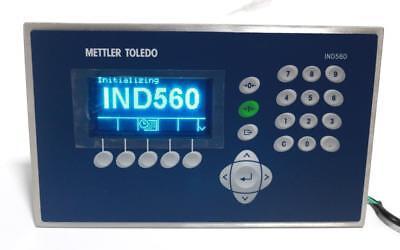 Mettler Ind560 Weighing Terminal