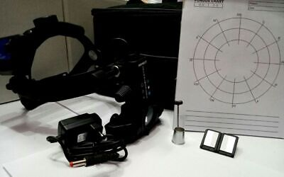 Binocular Led Wireless Indirect Ophthalmoscope With Accessories Best Quality