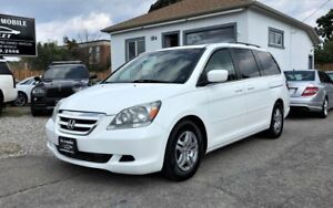 2007 Honda Odyssey EX-L LEATHER SUNROOF NO ACCIDENT
