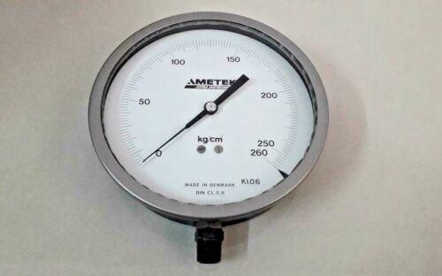 AMETEK JOFRA INSTRUMENTS 0-260 GAGE