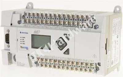Allen Bradley 1766-l32bxb A Micrologix 1400 Plc 24v Dc Power No Covers