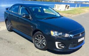 2017 Mitsubishi Lancer CF MY17 ES Sport 6 Speed CVT Auto Sequential Sedan Taree Greater Taree Area Preview