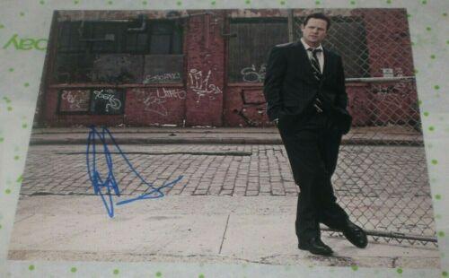 DEAN WINTERS SIGNED RESCUE ME JOHNNY GAVIN PROMO 8X10 PHOTO AUTOGRAPH COA OZ