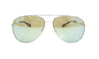 BOSS Orange BO 0157/S Herren Sonnenbrille Pilotenbrille Vollrand 59/15/135 Gold