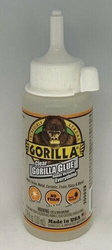 Gorilla Glue 3.75 oz. Clear Original All Purpose Glue 1 Bottle