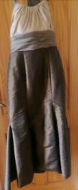 Ladies Halterneck Formal Wear Dress Size 10/12
