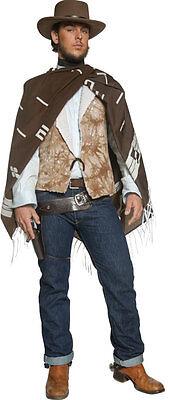 Wilder Westen Gauner Kostüm NEU - Herren Karneval Fasching Verkleidung - Gauner Kostüm