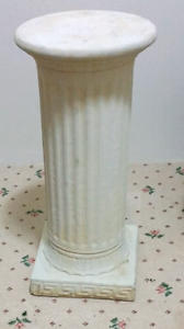 Solid Sandstone Very Heavy Roman Style Pedestal Pillars Dianella Stirling Area Preview