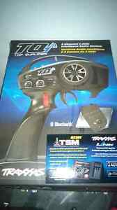 New Traxxas TQI 4 channel 2.4GHz Transmitter & Receiver $185