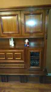 Antique wall unit. London Ontario image 2