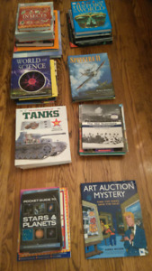 Children's Non-Fiction Books - Great Collection!