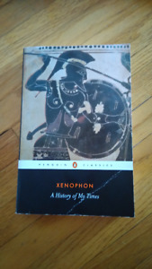 Xenophon: A History of my times