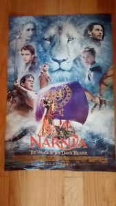 The Chronicles of Narnia: The Voyage of the Dawn Treader poster.