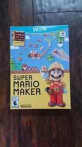 Super Mario Maker - LIKE NEW