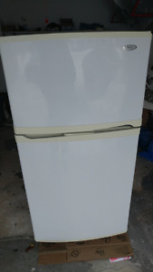 whirlpool Gold 33 inch refrigerator for sale