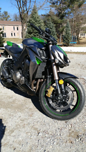 Z1000 2014 Abs Limited E