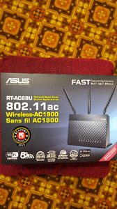 ASUS RT-AC68RU Wireless Router