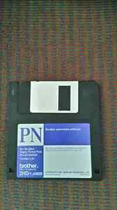 Program Diskettes for Brother Super PowerNote - 2 Diskettes