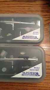 NEW Complete airbrush set for sale, paint & cleaning kit Kingston Kingston Area image 9