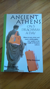 Ancient Athens of 5 Drachmas a Day