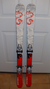 FOR SALE SKIS and BOOTS-$65. VERY GOOD CONDITION CONDITION