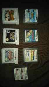DS/ 3DS Games
