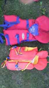 2-Youth Life jackets