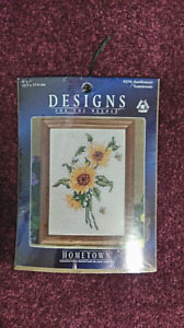 Counted cross stitch and cross stitch Lot on Aida canvas