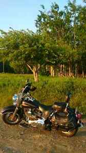 Harley Davidson - Heritage Softail Classic 1450 cc