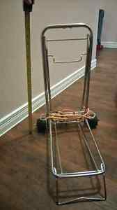 Portable Platform Luggage Cart Kitchener / Waterloo Kitchener Area image 2
