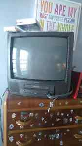 Free old TV+VCR and a ton of kids movies