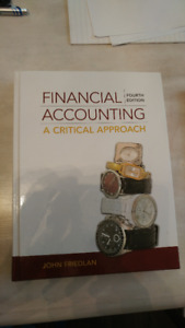 Financial Accounting: A critical Approach