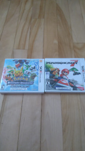3DS Games - 20$ each
