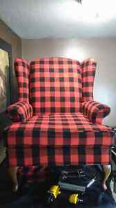 Upholstery Services - Wing Chairs Cambridge Kitchener Area image 8