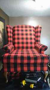 Upholstery Services - Wing Chairs Kitchener / Waterloo Kitchener Area image 3
