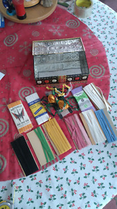 Bias Binding - Various styles and colours