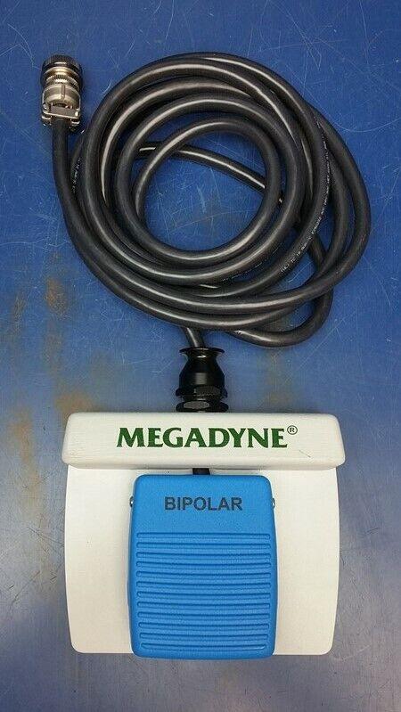 Megadyne Aquiline 971-SWNOM Bipolar Footswitch NEW