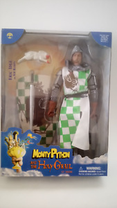 "5 Monty Python Holy Grail Knights 12"" by Sideshow Toy"