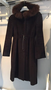 Long woman jacket by Searle