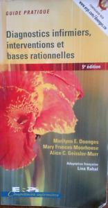 Diagnostics Infirmiers, Interventions et Bases Rationnelle
