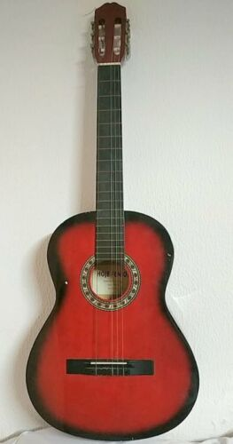 Guitar Classical Acoustic Classic Red Made Spanish Vintage 1959 Model c900rds