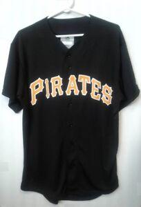 x5 NEW Majestic PIRATES Baseball Jersey-Mens