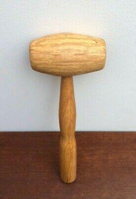 Vintage Wooden Hammer Gavel