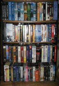72 TV Show DVD Box Sets - 24, House, Mad Men, CSI, Bonanza ++