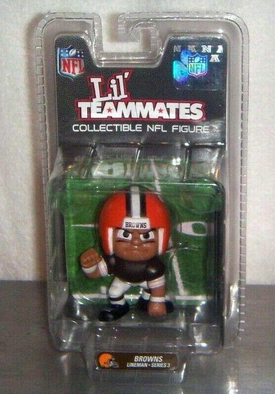 NFL Cleveland Browns Lil' Teammates Lineman Figurine