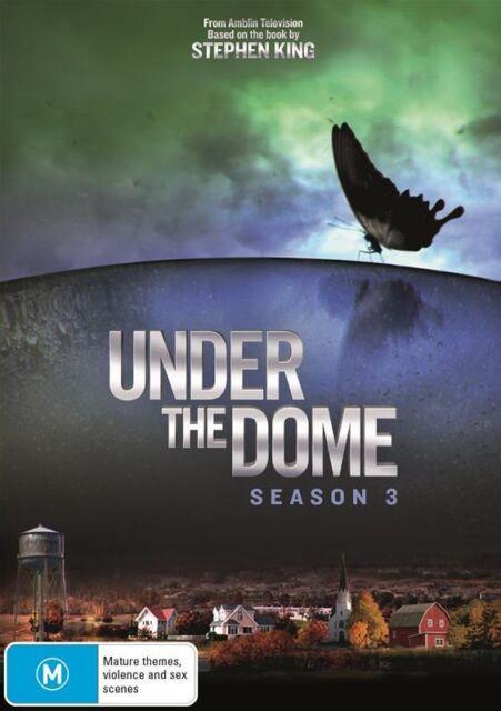 Under The Dome Season (Three) 3 : NEW DVD