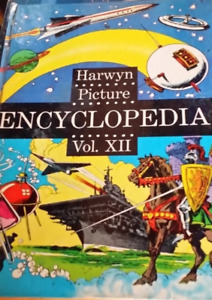 ▀▄▀ Harwyn Picture Encyclopedia Volume 1,8,9,10,11,12