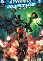 Comics - Justice League Rinascita N. 2 - Lion Nuovo Italiano Dc -  - ebay.it