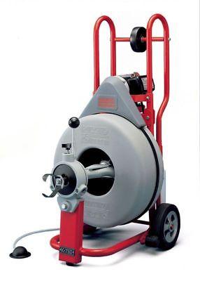 Ridgid Drum Machine K-750 Machine W 58 Pigtail 51402